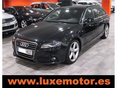 usado Audi A4 Avant 2.0TDI quattro DPF 143