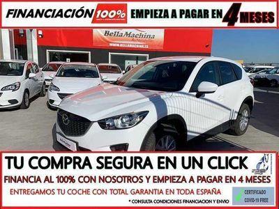usado Mazda CX-5 2.2 110kW 150CV DE 2WD Luxury