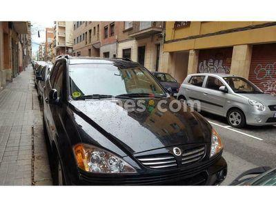 usado Ssangyong Kyron 200xdi Limited 141 cv en Barcelona