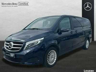 usado Mercedes V220 Clase VLargo 7g Tronic 163 cv