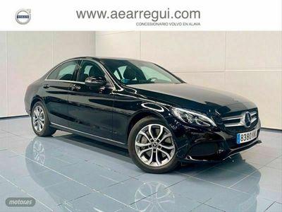 usado Mercedes C350e Clase C