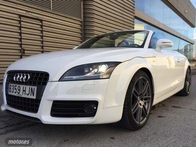 usado Audi TT 2.0Tdi quattro Sline