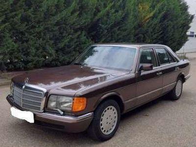 usado Mercedes 380 Todos los extras Modelo SE