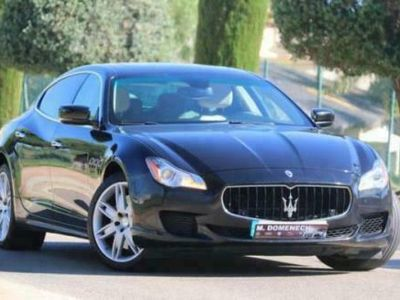 usado Maserati Quattroporte en Marbella (Málaga)