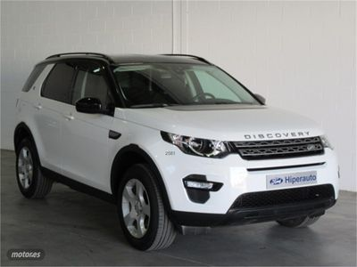 used Land Rover Discovery 2.0L eD4 150CV 4x2 Pure