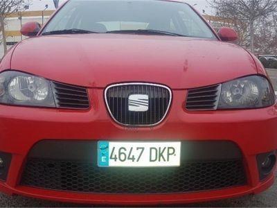 usado Seat Ibiza 1.9 TDI 100 CV SPORT RIDER