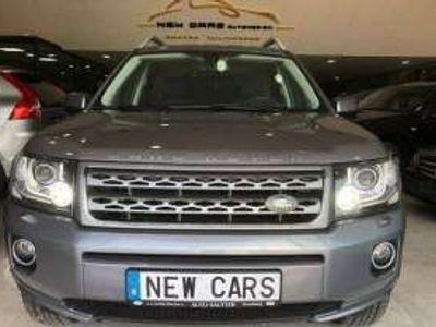 usado Land Rover Freelander Diesel
