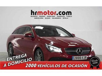 usado Mercedes CLA200 Shooting Brake Clase