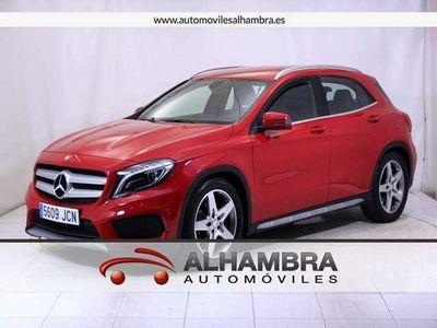 usado Mercedes GLA200 CDIAMG Line 7G-DCT