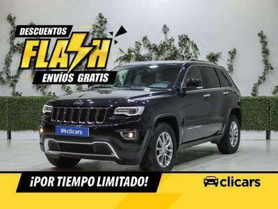 usado Jeep Grand Cherokee 3.0 V6 Diesel Limited 140kW (190CV) E6