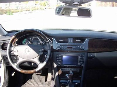 usado Mercedes 350 Clase CLS CLASETODO INCLUIDO