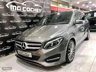 brugt Mercedes B200 Clase Bd Sport