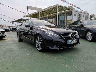 usado Mercedes E220 Coupé CDI 7G Plus (4.75)