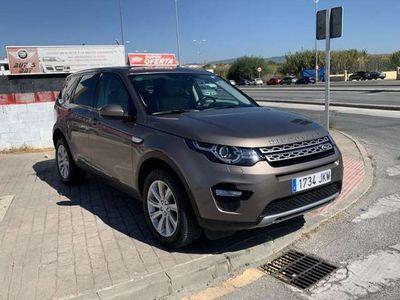 usado Land Rover Discovery Sport 2.0TD4 eCapability HSE 4x4 180