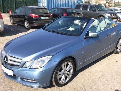 usado Mercedes E220 CDI BE 170CV