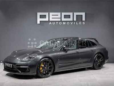 usado Porsche Panamera 5p