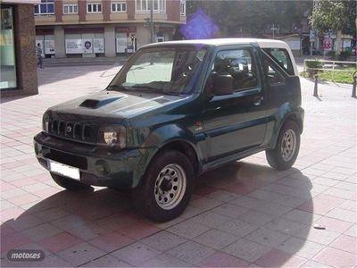 usado Suzuki Jimny 1.5D JLX Hard Top Superlujo