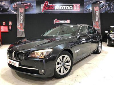 usado BMW 730 D 245CV-NACIONAL LIBRO DE REVISIONES EN