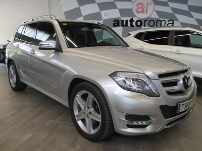 usado Mercedes GLK220 CDI 4Matic 125 kW (170 CV)