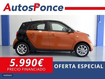usado Smart ForFour 52 Passion