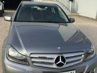 usado Mercedes C220 CDI BE Avantgarde 7G Plus