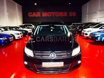usado VW Tiguan 2.0TDI BMT Sport 4M DSG Tot Terreny, 5 T7 1968ccm 103/140cv 5p