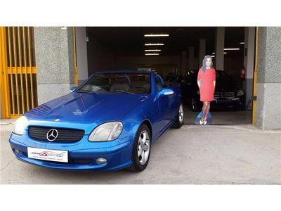usado Mercedes SLK200 Kompressor UNICO DUEÑO POCOS KMS EXTRAS
