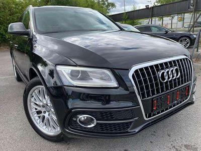 usado Audi Q5 3.0TDI quattro S-Tronic Advanced Ed. 245