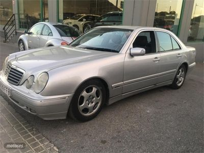 brugt Mercedes E320 Clase ECDI AVANTGARDE AUTO