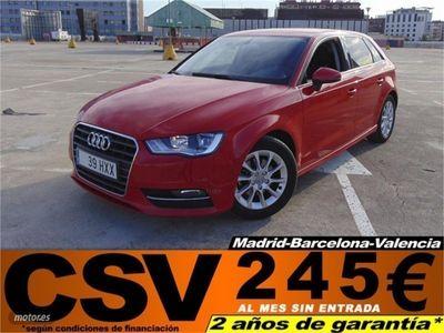 used Audi A3 Sportback 1.6 TDI 110cv clean S tr Ambiente