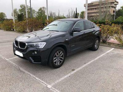 usado BMW X4 xDrive 30dA