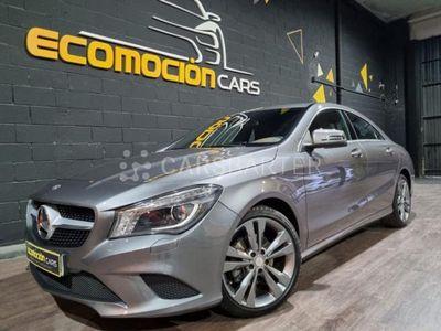 usado Mercedes CLA220 220 CDI AUTOMATIC Executive 4p