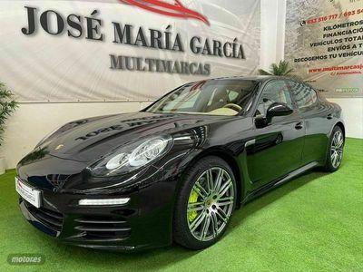 usado Porsche Panamera Diesel Edition