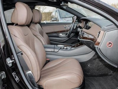 usado Mercedes S350 BT 4M Aut. LED, Cam 360, Head-up, Techo pano, NAV