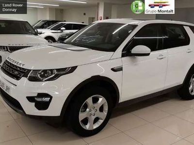 usado Land Rover Discovery Sport 2.0L eD4 110kW 150CV 4x2 SE