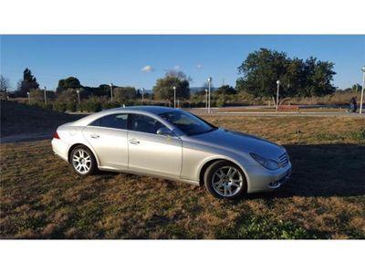 usado Mercedes CLS320 320CDI