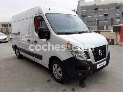 usado Nissan NV400 Fg. 2.3dci 130 L1h2 3.5t Fwd Comfort 130 cv en Madrid