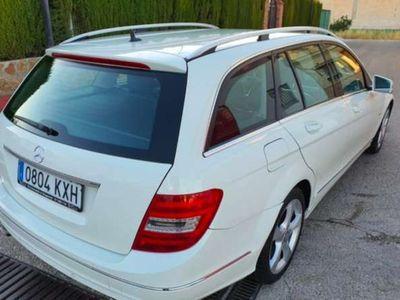usado Mercedes C300 Estate CDI BE Avantgarde 4M 7G