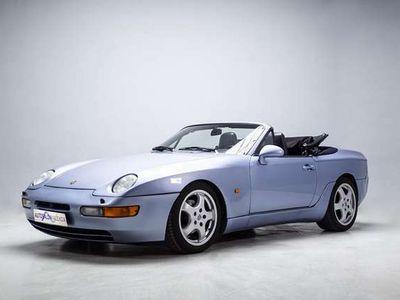 usado Porsche 968 CABRIO AUT.