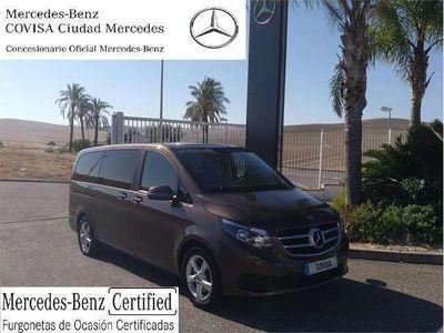 usado Mercedes V220 Clased Clase V Largo