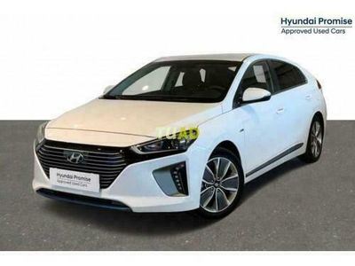 usado Hyundai Ioniq HEV hev gdi 1.6 141cv tecno