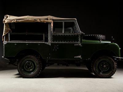 usado Land Rover 1 SERIE I