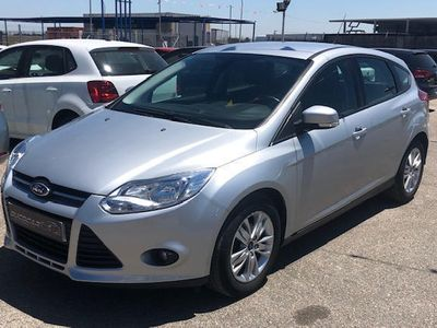 gebraucht Ford Focus 1.6TDCi Trend-UnicoPropie-LibroMante-Impecable !!!