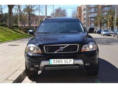 brugt Volvo XC90 D5 R-design 7pl. 185