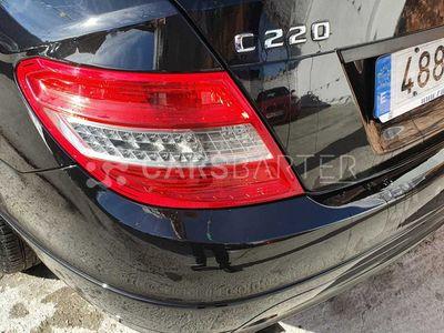 usado Mercedes C220 220 cdi aut. 4p