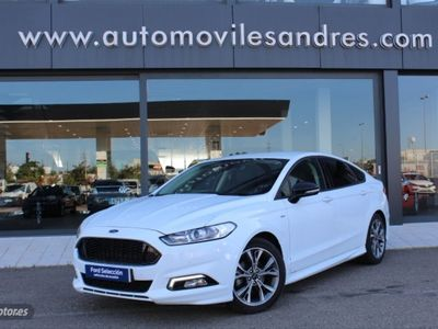 used Ford Mondeo 2.0 TDCi 132kW PowerShift STLine