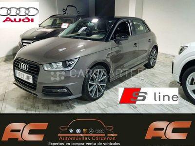 usado Audi A1 1.0 TSI 95CV ADRENALIN S-LINE 5p
