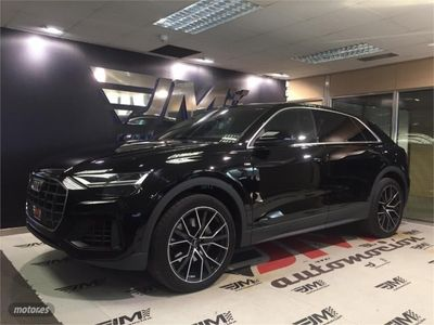 usado Audi Q8 50 TDI quattro tiptronic--,IVA DEDUCIBLE