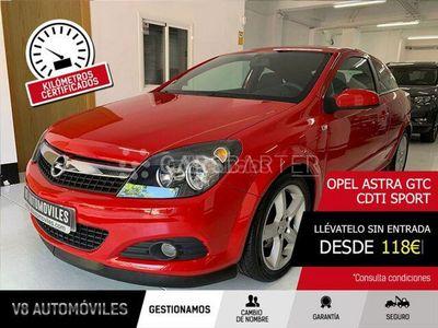 usado Opel Astra 3p