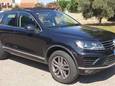 usado VW Touareg 3.0TDI V6 BMT Premium 150kW Tiptronic